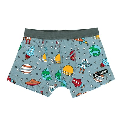 Villervalla boxer shorts space cement