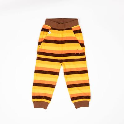 Kay play pants velour emperador big stripes