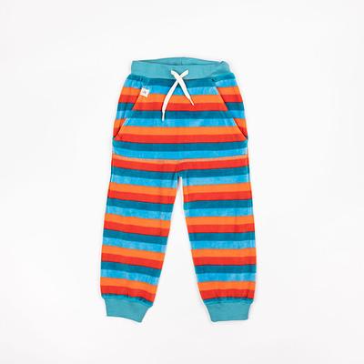 Alba Kristoffer pants dragon fire stripes