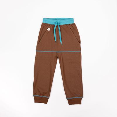 Alba Kristoffer emperador brown trousers
