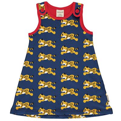 Maxomorra playdress cheetah