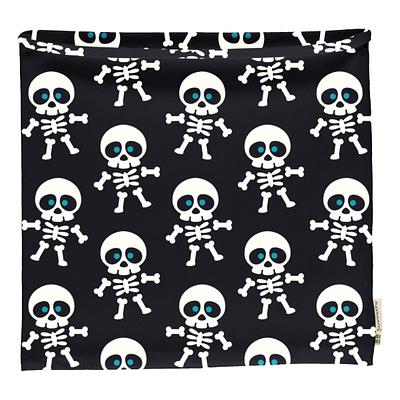 Maxomorra skeleton tube scarf