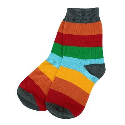 Villervalla socks - Dublin stripes