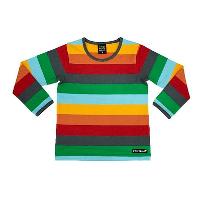 Villervalla top - Dublin stripes