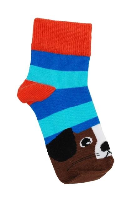DUNS Sweden organic animal ankle socks 5