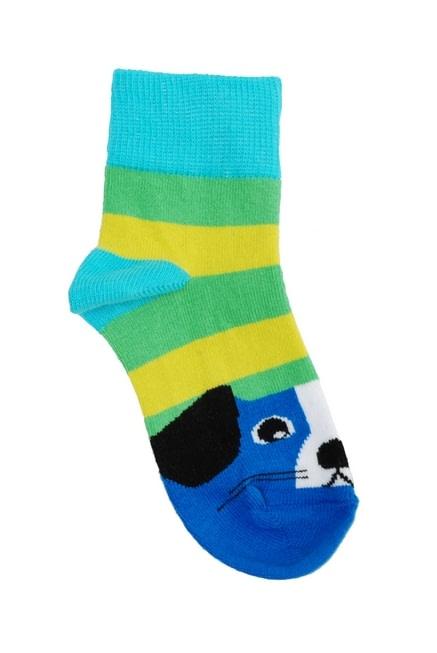 DUNS Sweden organic animal ankle socks 4
