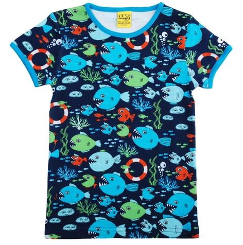 DUNS Sweden organic cotton t-shirt