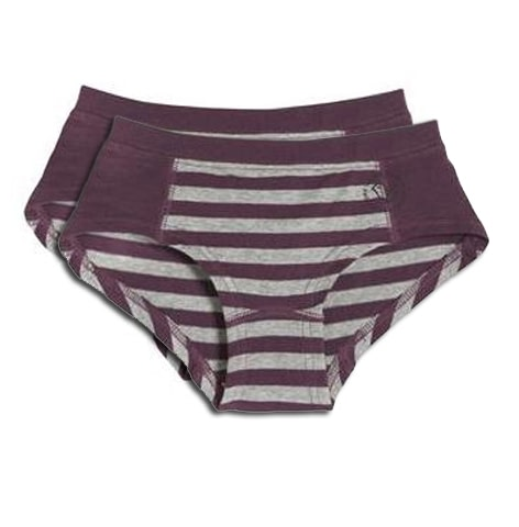 Living crafts organic cotton knickers for children