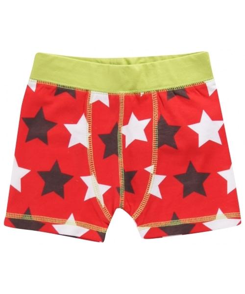 Organic cotton underwear for boys by Maxmorra