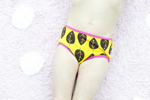 Maxomorra girls cotton underwear
