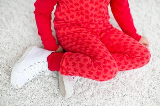 Maxomorra organic cotton short sleeve summer pyjamas in mono robots print 3