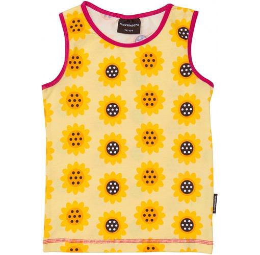 Maxomorra sunflower vest top