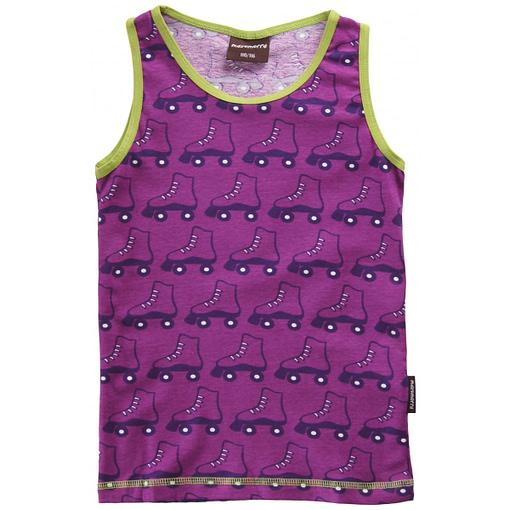 Organic cotton vest by Maxomorra - Scandinavian children's clothing designer