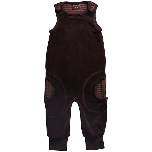 Carrots organic cotton long sleeve vest bodysuit - Maxomorra (12-18m) 3