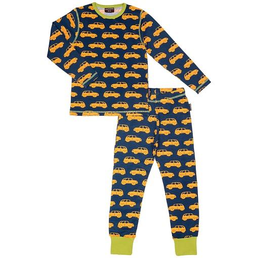 Organic cotton bright pyjamas by Maxomorra