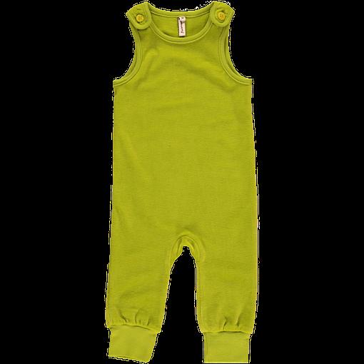 DUNS Sweden Africa print organic cotton long sleeve baby vest (12m) 3