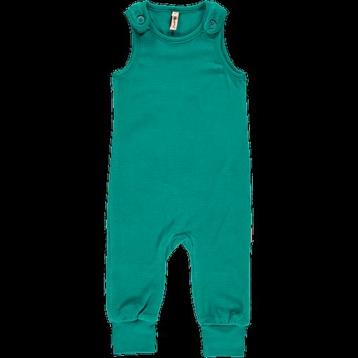 Astronauts organic cotton short sleeve bodysuit - Maxomorra (9-12m) 3