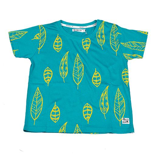 Doodle do organic cotton feathered fun t-shirt (18-24m) 1