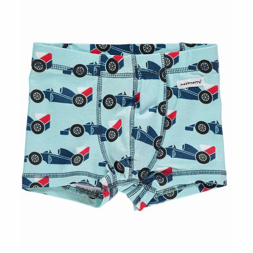 Racing car boxer shorts by Maxomorra