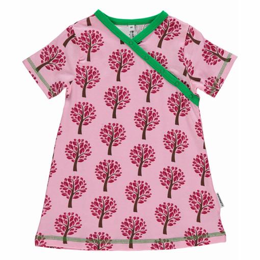 Orchard print Maxomorra summer toddler dress