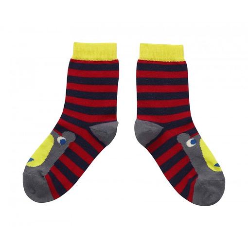 Organic stripy socks by Piccalilly
