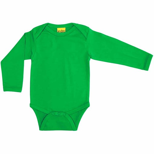 Tree playsuit short dungarees by Maxomorra in organic cotton (9-12m) 3