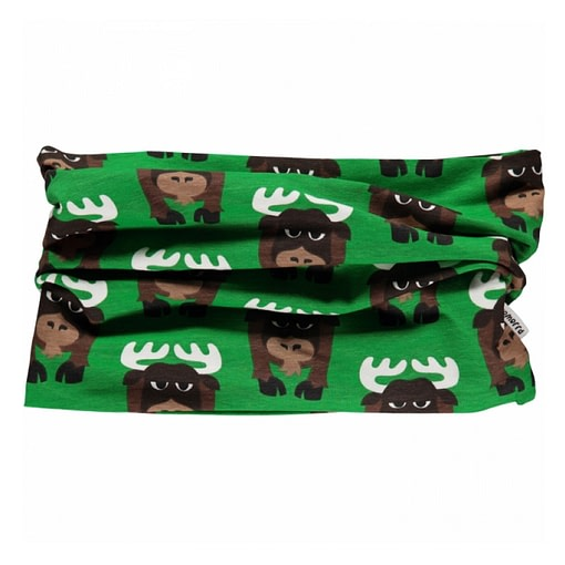 Moose organic cotton tube scarf from Maxomorra 1