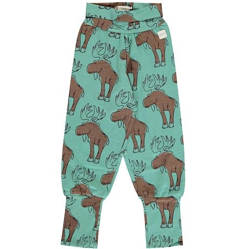 Mighty moose organic rib trousers ~ Maxomorra (86/92cm 18-24m) 1