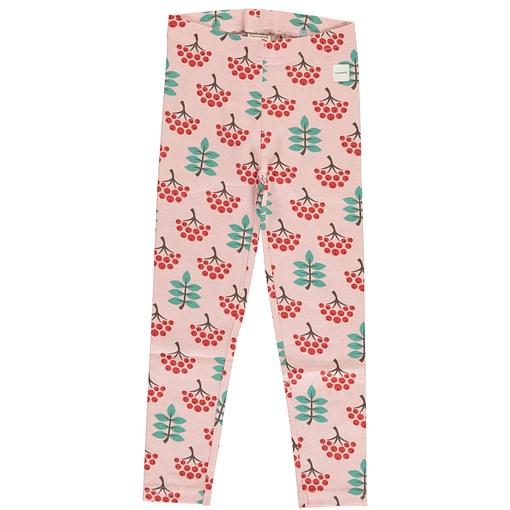 Ruby rowanberry organic cotton leggings ~ Maxomorra (134/140) 1