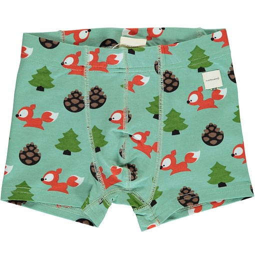 Maxomorra organic cotton boxers | Busy Squirrel | Mighty Moose | Curious Otter 7