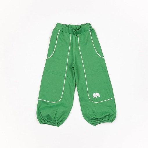 Hobo baggy pants in juniper by Alba of Denmark (98cm 2-3 years) 1