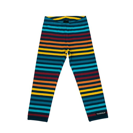 Villervalla marina stripe organic cotton leggings (86cm 12-18m) 1