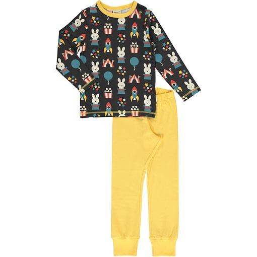 Fun Park organic cotton pyjamas by Maxomorra   98-104 3-4 1