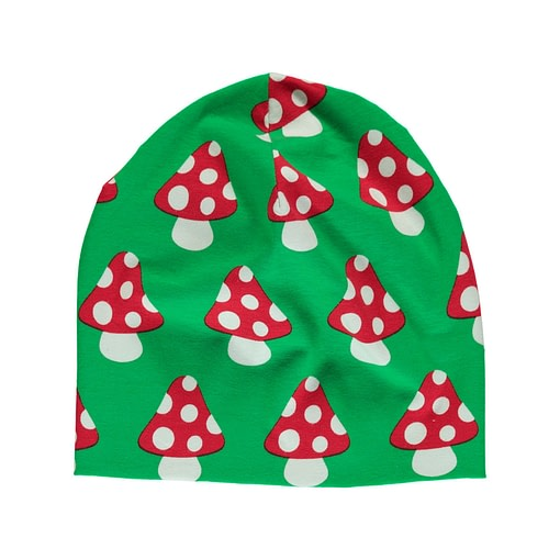 Maxomorra organic cotton beanie hat | Apple | Submarine 48/50 5