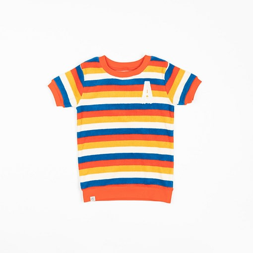 Alba Roy striped tee