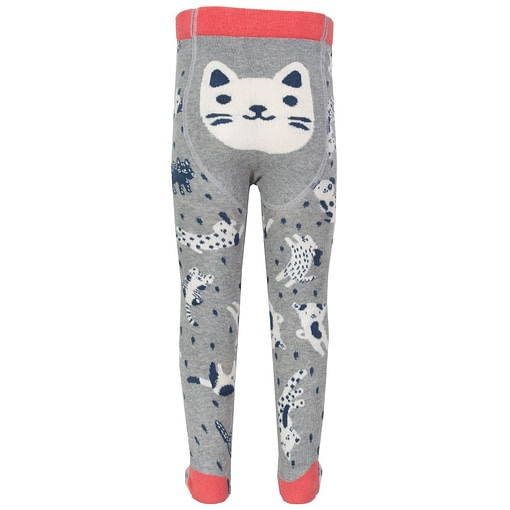 Kite cats and dogs tights in organic cotton 1