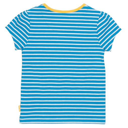 Rainbow t-shirt in organic cotton by Kite 2