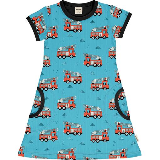 Meyadey fire trucks dress