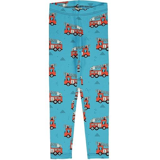 Meyadey fire trucks leggings