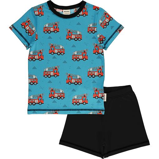 Meyadey fire trucks pyjamas