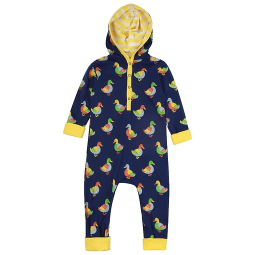 Piccalilly duck playsuit