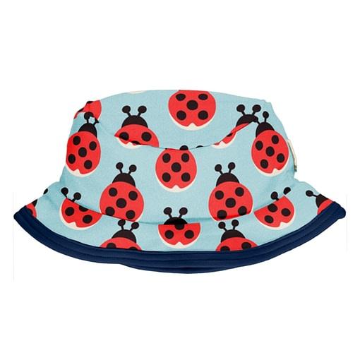 Maxomorra ladybug sun hat