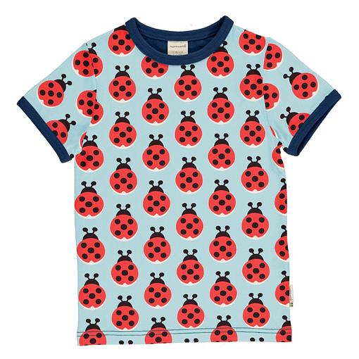 Maxomorra ladybird t-shirt