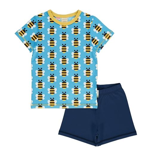 Maxomorra bee summer pyjamas