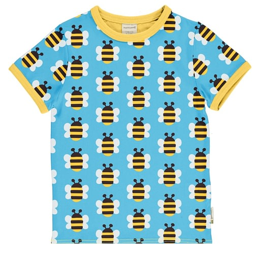 Bumblebee t-shirt by Maxomorra