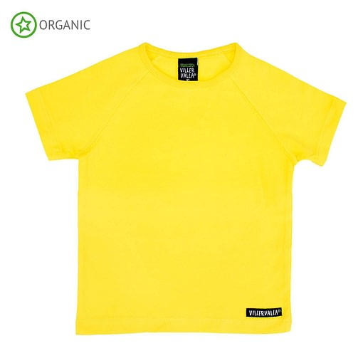 Villervalla sun yellow t-shirt