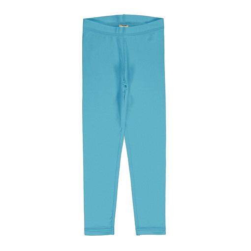 Maxomorra sky blue leggings