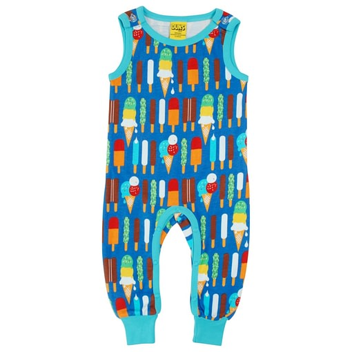 DUNS Sweden ice cream dungarees