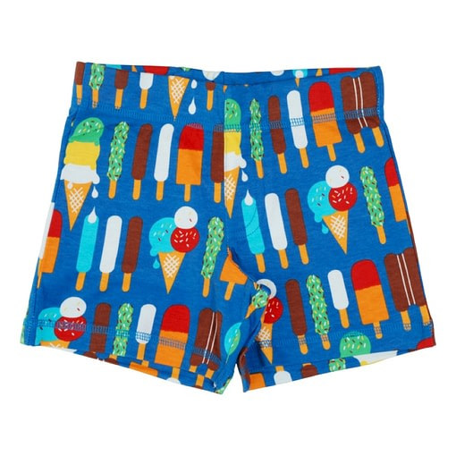 DUNS Sweden ice cream shorts
