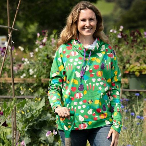 Piccalilly vegetable jumper